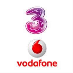 Vodafone & Three Australia